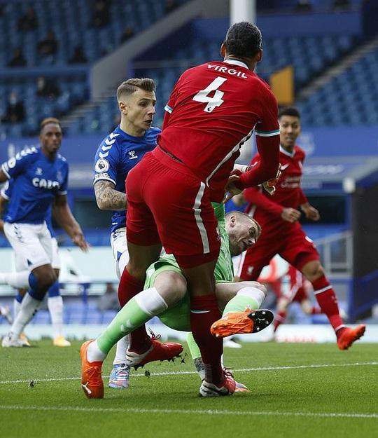 Liverpool sốc: Van Dijk chấn thương cực nặng, nghỉ thi đấu hết mùa - Ảnh 2.