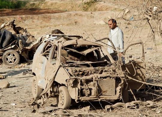 Đòn thù của Taliban treo lơ lửng trên đầu Mỹ - Ảnh 1.