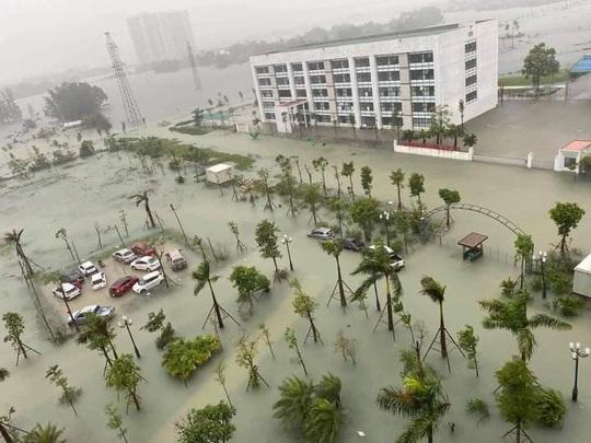 Hồ Kẻ Gỗ xả lũ, Hà Tĩnh sơ tán khẩn cấp gần 15.000 hộ dân - Ảnh 10.
