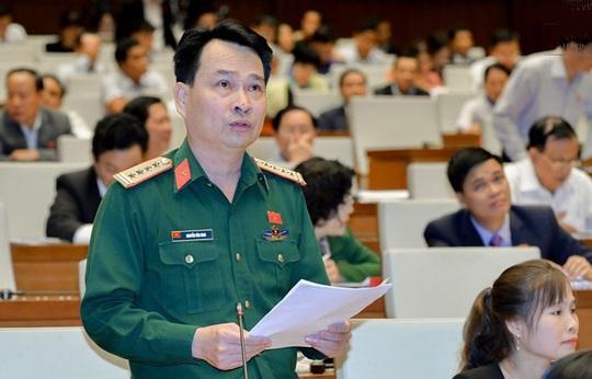 Quốc hội dành phút mặc niệm Thiếu tướng Nguyễn Văn Man - Ảnh 2.