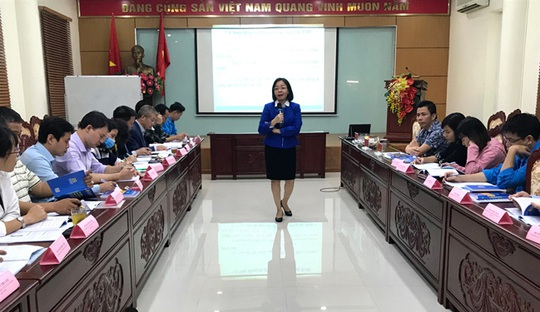 Hà Nội: Tập huấn Bộ Luật Lao động năm 2019 cho cán bộ Công đoàn - Ảnh 1.