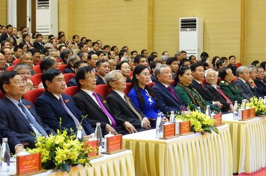 Bà Tòng Thị Phóng dự khai mạc Đại hội đại biểu Đảng bộ tỉnh Quảng Ngãi  - Ảnh 2.