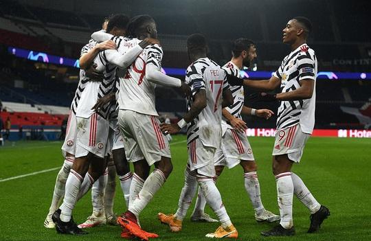 Hàng công khủng tịt ngòi, PSG gục ngã sân nhà trước Man United - Ảnh 8.