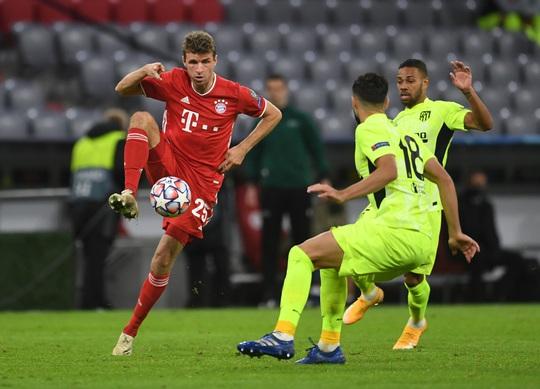 Bayern Munich: Hủy diệt Atletico Madrid ở hang hùm - Ảnh 4.