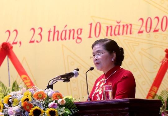 Bà Giàng Páo Mỷ tái đắc cử Bí thư Tỉnh ủy Lai Châu - Ảnh 1.