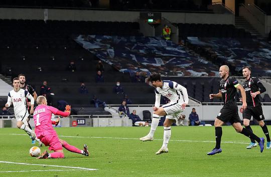 Tottenham đại phá LASK, bóng đá Anh thắng lớn ở Europa League - Ảnh 5.