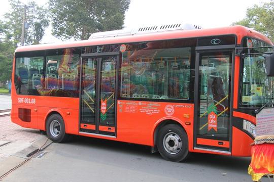 Phương Trang khai trương 9 tuyến xe buýt không trợ giá ở Đồng Tháp - Ảnh 4.