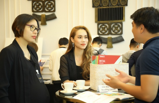 Ra mắt Viện Giáo dục Nghệ thuật Việt Nam - Ảnh 1.