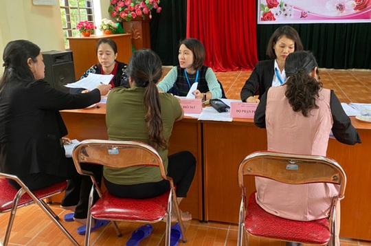 Hà Nội: Giải ngân 1,67 tỉ đồng cho đoàn viên khó khăn vay vốn - Ảnh 1.