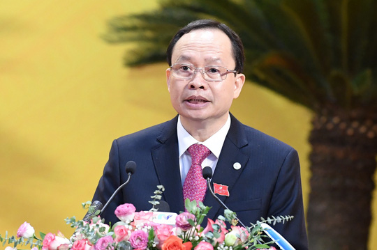 Ông Trịnh Văn Chiến tiếp tục chỉ đạo Đảng bộ tỉnh Thanh Hóa đến Đại hội Đảng XIII - Ảnh 1.