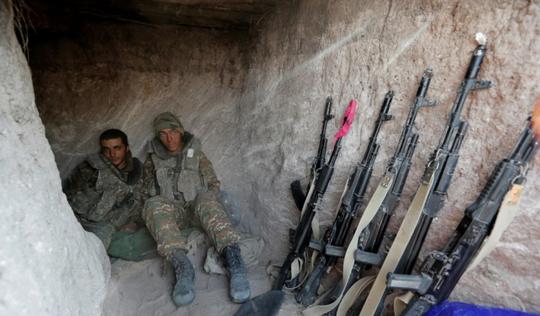 Vì sao Nga bó tay ở Nagorno-Karabakh? - Ảnh 2.