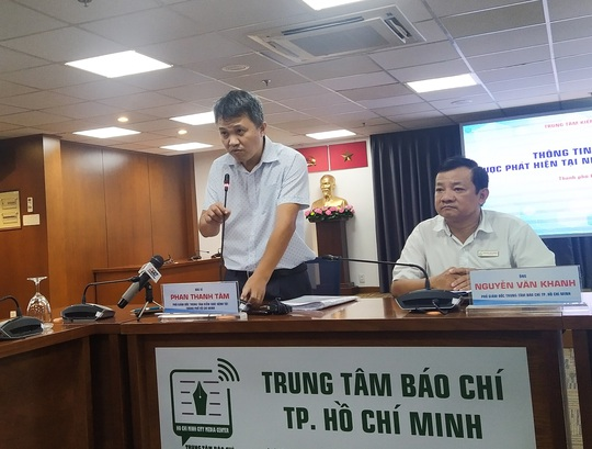 Kết quả xét nghiệm 343 người  ở TP HCM tiếp xúc chuyên gia Hàn Quốc nghi mắc Covid-19 - Ảnh 1.
