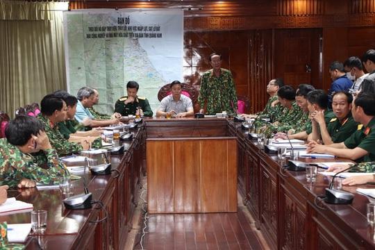 Sạt lở vùi lấp hơn 40 người ở Quảng Nam: Tìm được 16 thi thể - Ảnh 3.