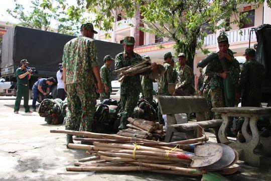 Quảng Nam: Cả nhà Bí thư xã Trà Leng mất tích trong vụ sạt lở  núi ở Nam Trà My - Ảnh 2.
