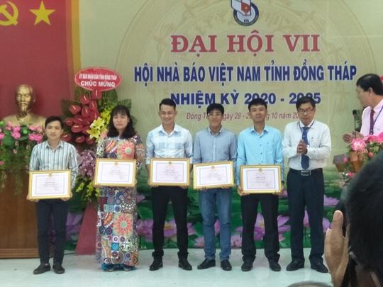 Báo Người Lao Động đoạt 2 giải B Giải Báo chí tỉnh Đồng Tháp - Ảnh 3.