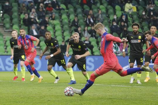 Người nhện Mendy lập kỷ lục, Chelsea đại thắng trên đất Nga - Ảnh 6.