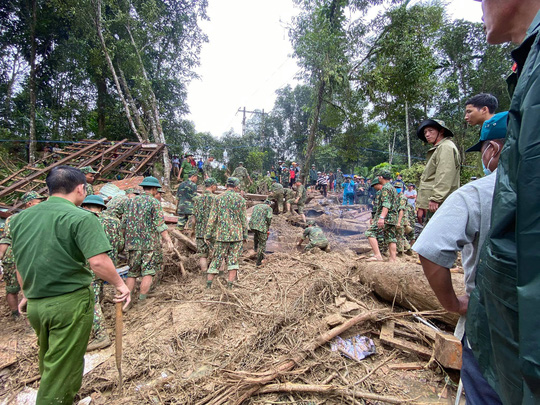 Danh sách 22 người chết và mất tích tại thôn 1, Trà Leng - Ảnh 10.