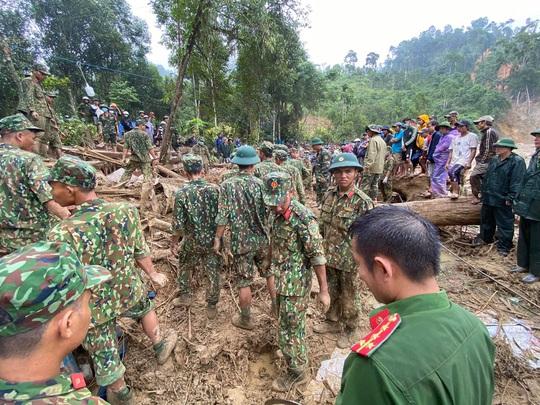 Danh sách 22 người chết và mất tích tại thôn 1, Trà Leng - Ảnh 3.