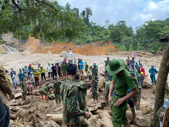 Danh sách 22 người chết và mất tích tại thôn 1, Trà Leng - Ảnh 6.