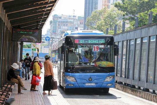 TP HCM phát triển vận tải hành khách công cộng - Ảnh 1.