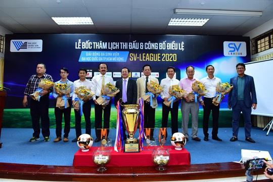 Điểm danh 8 HLV dự SV-League 2020: Danh thủ Cảng Sài Gòn đấu trọng tài FIFA - Ảnh 5.