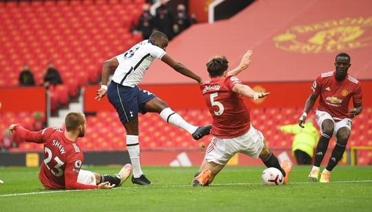 90 phút kinh hoàng, Tottenham bắn phá thánh địa Old Trafford - Ảnh 3.