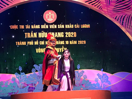 Hai kép độc Khánh Tuấn, Thanh Sơn gây ấn tượng tại cuộc thi Trần Hữu Trang - Ảnh 6.