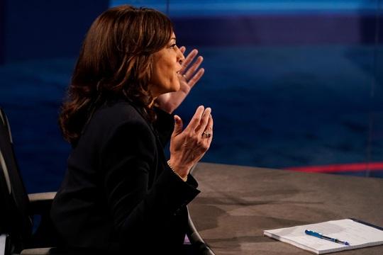 Bầu cử Mỹ: Hai phó tướng tranh luận từ tốn nhưng gay gắt - Ảnh 5.