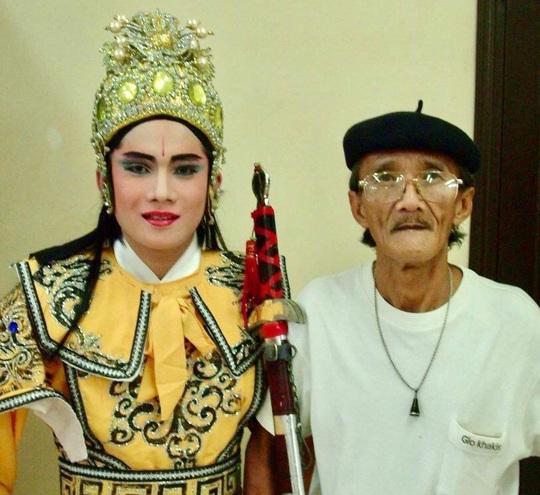 Kép độc Chấn Đạt qua đời, thọ 71 tuổi - Ảnh 2.
