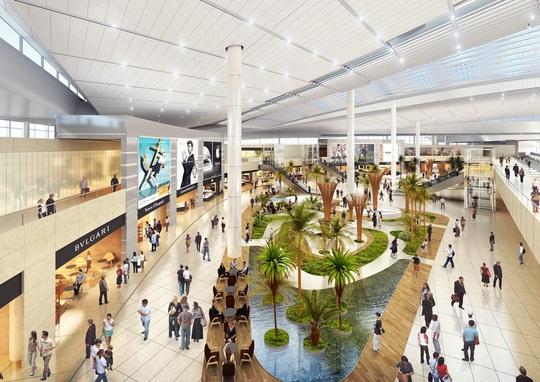 Chính phủ phê duyệt Dự án sân bay Long Thành giai đoạn 1 vốn đầu tư 109.000 tỉ đồng - Ảnh 2.