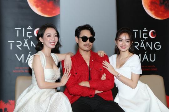 """Sau """"Tiệc trăng máu"""", Thu Trang háo hức chờ phim mới - Ảnh 4."""