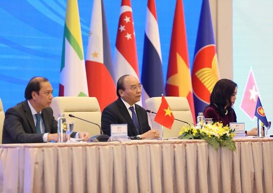 Thủ tướng nói về cạnh tranh chiến lược giữa các nước lớn - Ảnh 2.