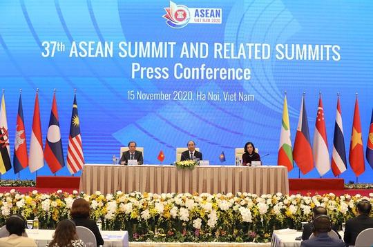 Thủ tướng nói về cạnh tranh chiến lược giữa các nước lớn - Ảnh 1.