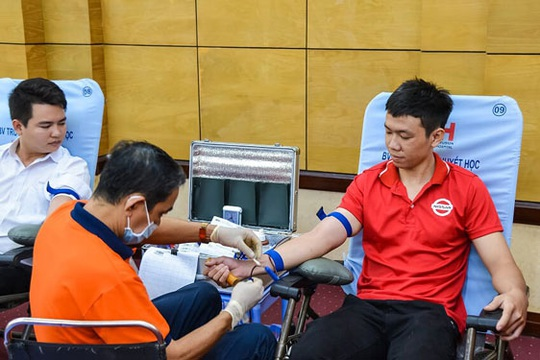 Hơn 600 CB-CNV SAMCO hiến máu tình nguyện - Ảnh 1.