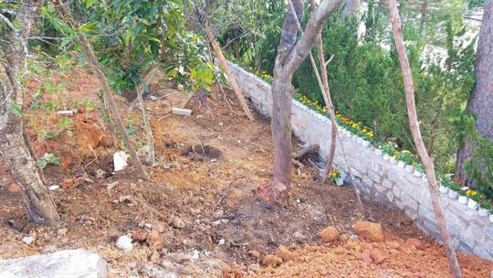Ngang nhiên lấn chiếm đất có giá hơn 100 triệu đồng/m2 tại trung tâm TP Đà Lạt - Ảnh 6.
