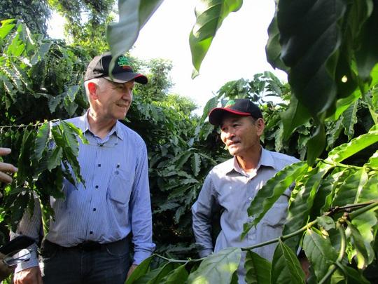 Nhà thu mua cà phê lớn nhất Việt Nam mở khu trải nghiệm cà phê ở Tây Nguyên - Ảnh 5.