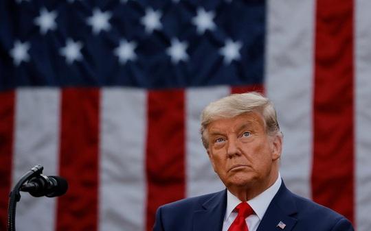 Liên tục kiện tụng, tung bằng chứng, Tổng thống Trump vẫn hẹp cửa? - Ảnh 1.