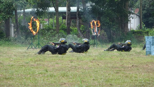 Công an lập tổ an ninh bảo vệ khu vực dự án Sân bay Long Thành - Ảnh 3.