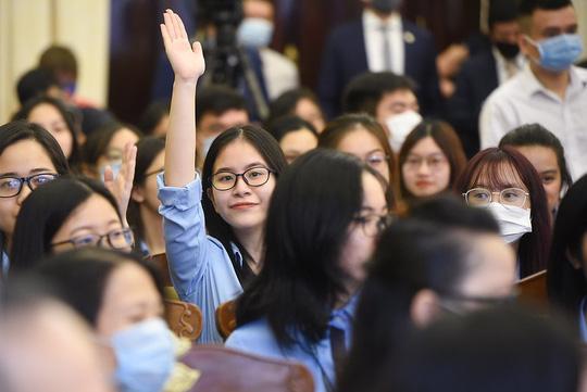 Cố vấn An ninh Quốc gia Mỹ nói chuyện với sinh viên: Quan hệ Việt-Mỹ còn vững mạnh hơn - Ảnh 16.