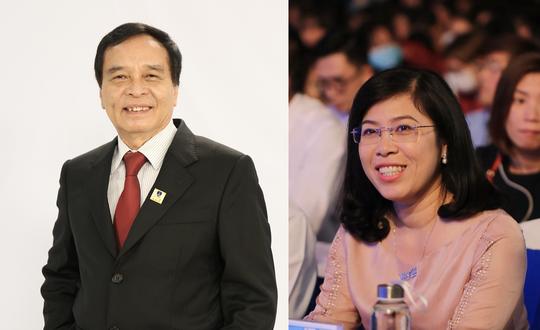 Trường ĐH Nguyễn Tất Thành có hiệu trưởng mới - Ảnh 1.