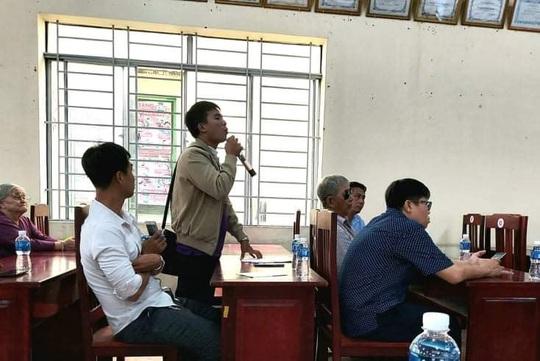 Nói xấu 2 lãnh đạo huyện trên Facebook, 1 thanh niên bị đề nghị truy tố - Ảnh 1.