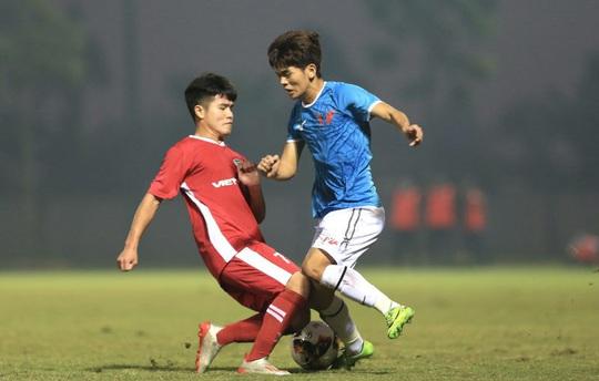 Thắng kịch tính, U17 PVF vô địch Giải U17 Cúp quốc gia 2020 - Ảnh 1.