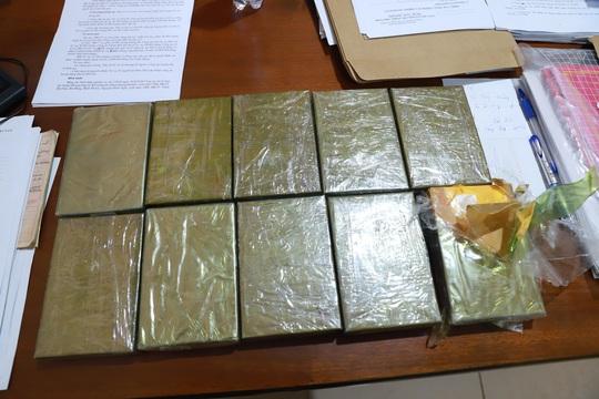 Đắk Nông: Hơn 1 tháng bắt 2 vụ mua bán ma túy khủng - Ảnh 3.