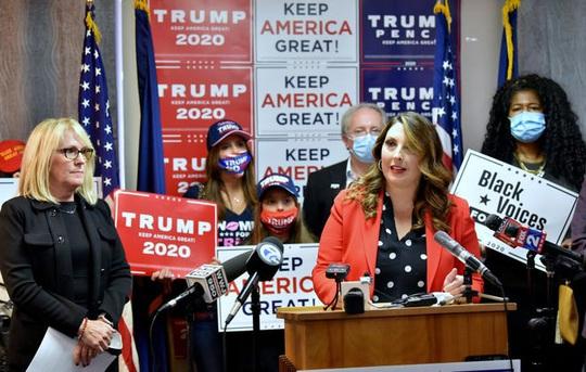 Hạt Antrim của bang Michigan có sai sót bỏ phiếu hơn 68% - Ảnh 1.