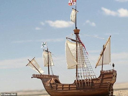 Bí ẩn 500 năm được hé lộ từ tàu ma chứa 40 tấn châu báu - Ảnh 2.