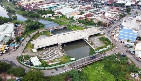 Vì sao TP HCM phải đổi hình thức đầu tư đối với cầu Tân Kỳ- Tân Quý? - Ảnh 1.