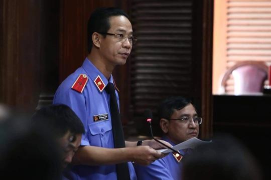 Những lời đanh thép của đại diện VKSND TP HCM tại phiên xử ông Đinh La Thăng và đồng phạm - Ảnh 1.