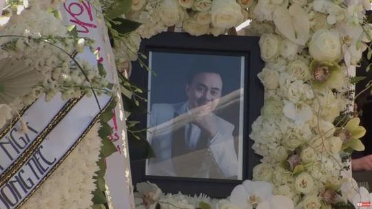 Xúc động tang lễ nghệ sĩ Chí Tài tại Mỹ - Ảnh 9.