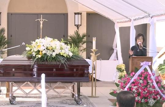 Xúc động tang lễ nghệ sĩ Chí Tài tại Mỹ - Ảnh 13.