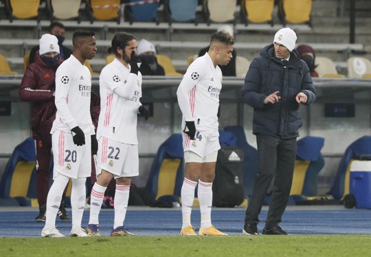 Thời khốn khó của Real Madrid - Ảnh 1.
